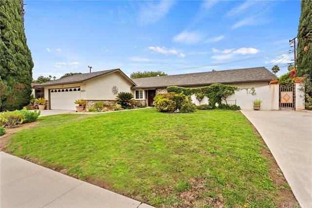 2334 Goldsmith Avenue, Thousand Oaks, CA 91360 (#SR21226319) :: Blake Cory Home Selling Team