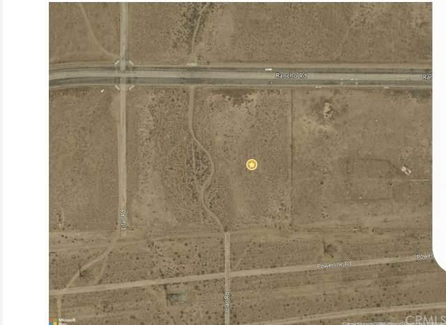 0 Rancho Road, Adelanto, CA 92301 (#CV21224134) :: Z REALTY