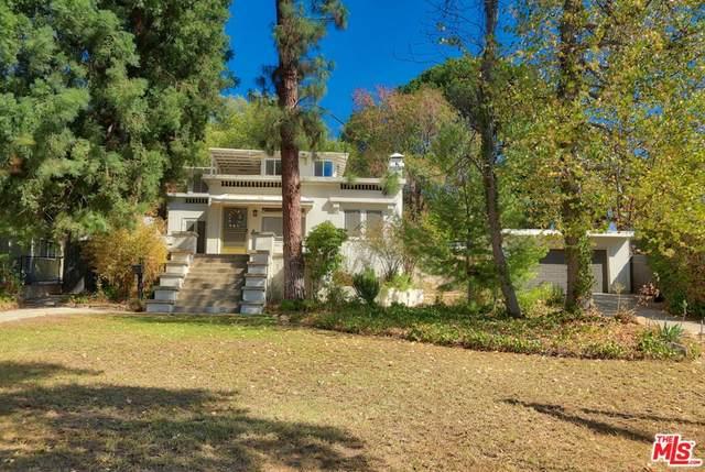 5004 N North Maywood Avenue, Los Angeles (City), CA 90041 (#21794436) :: Blake Cory Home Selling Team