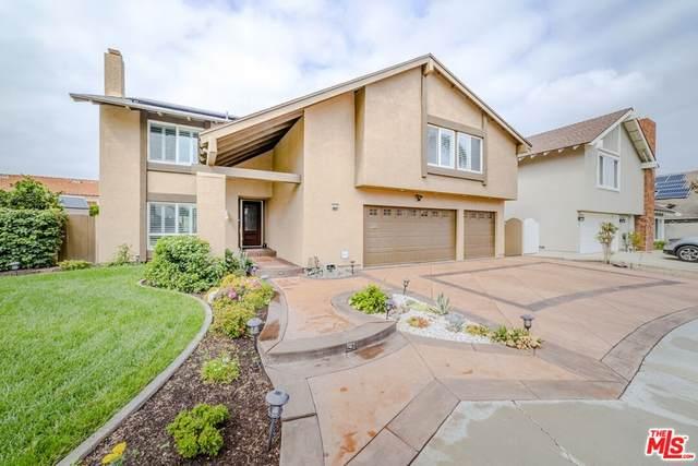 9597 Deborah Street, Cypress, CA 90630 (#21794166) :: Blake Cory Home Selling Team