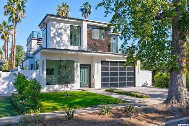 5812 Willis Avenue, Sherman Oaks, CA 91411 (#320008012) :: Blake Cory Home Selling Team