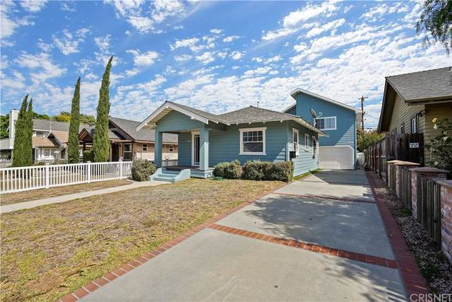 1016 1018 Portola Avenue, Torrance, CA 90501 (#SR21226216) :: Zutila, Inc.