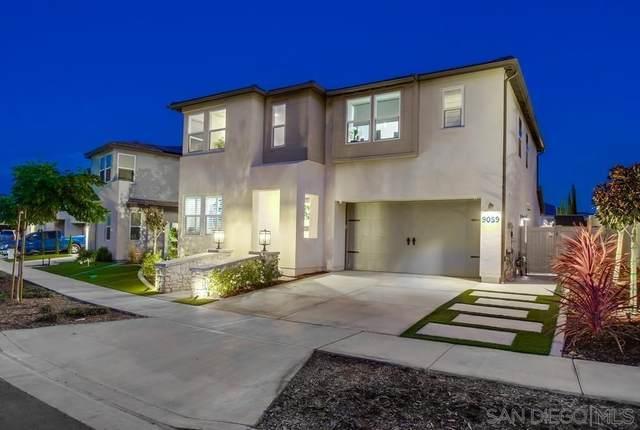 9059 Hightail Drive, Santee, CA 92071 (#210028651) :: Zutila, Inc.