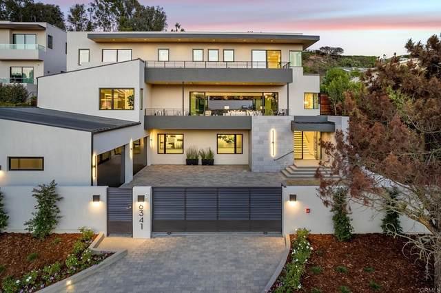 6341 Castejon Drive, La Jolla, CA 92037 (#NDP2111630) :: Murphy Real Estate Team