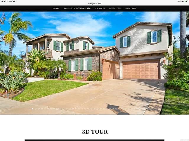 819 Jensen Court, Encinitas, CA 92024 (#NDP2111631) :: Murphy Real Estate Team