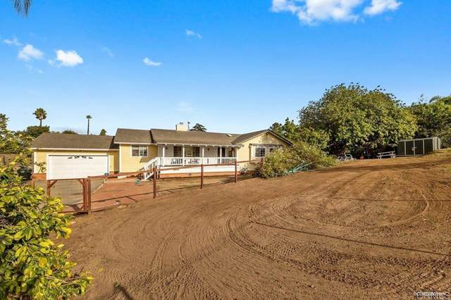 227 Emilia Lane, Fallbrook, CA 92028 (#PTP2107152) :: Necol Realty Group