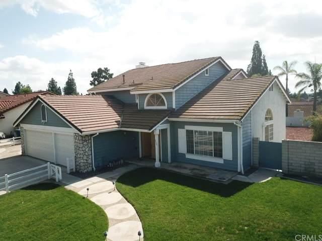 229 Cottonwood Avenue, Riverside, CA 92506 (#TR21225308) :: American Real Estate List & Sell