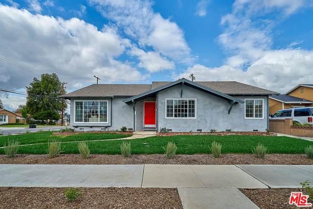 1559 Bruning Avenue, Glendora, CA 91740 (#21794426) :: Necol Realty Group