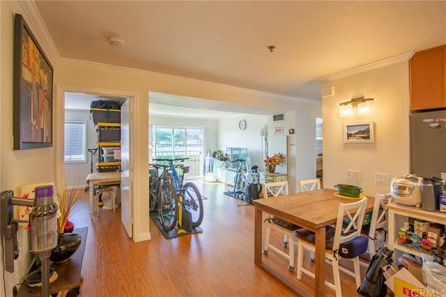 24410 Crenshaw Boulevard #217, Torrance, CA 90505 (#TR21226397) :: Blake Cory Home Selling Team