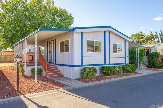 701 E. Lassen #224, Chico, CA 95973 (#SN21225858) :: The Laffins Real Estate Team