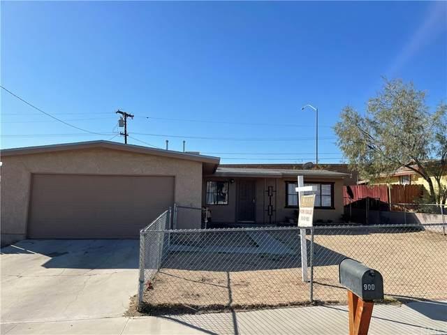 900 Las Amigas Drive, Barstow, CA 92311 (#CV21226454) :: Blake Cory Home Selling Team
