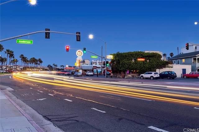 16321 Pacific Coast, Sunset Beach, CA 90742 (#OC21226449) :: Dave Shorter Real Estate