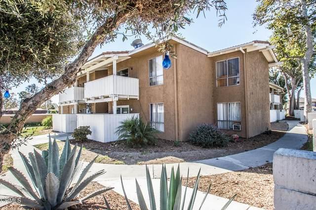 1300 Saratoga Avenue #409, Ventura, CA 93003 (#V1-8872) :: Latrice Deluna Homes