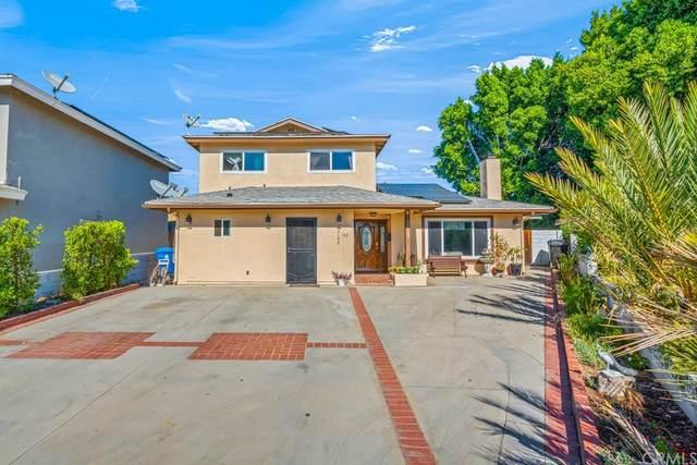 12100 Art Street, Sun Valley, CA 91352 (#DW21217703) :: Necol Realty Group