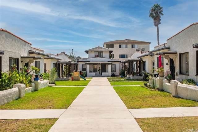 565 W 15th Street, San Pedro, CA 90731 (#SB21226498) :: Wendy Rich-Soto and Associates