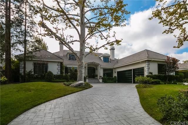 19218 Wells Drive, Tarzana, CA 91356 (#SR21225731) :: Blake Cory Home Selling Team