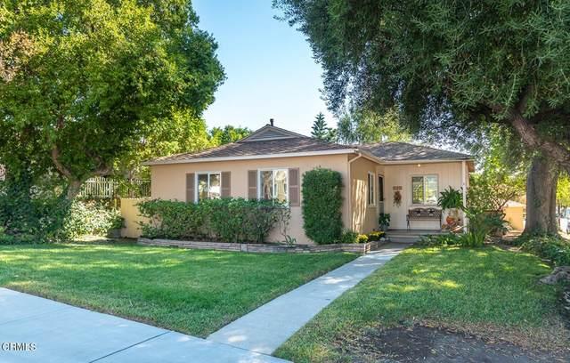 620 Jamestown Road, Burbank, CA 91504 (#P1-7058) :: Compass
