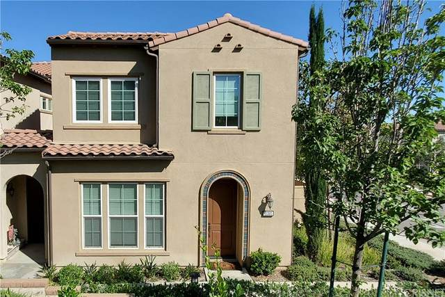 11301 Paseo La Cumbre, Porter Ranch, CA 91326 (#SR21225902) :: Blake Cory Home Selling Team