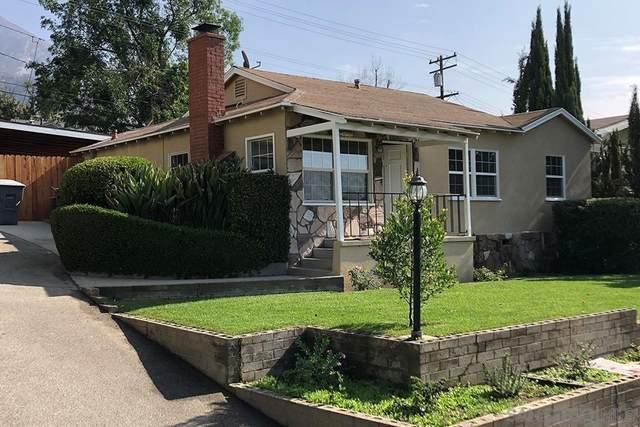 3335 Brookhill St., Glendale, CA 91214 (MLS #210028672) :: ERA CARLILE Realty Group