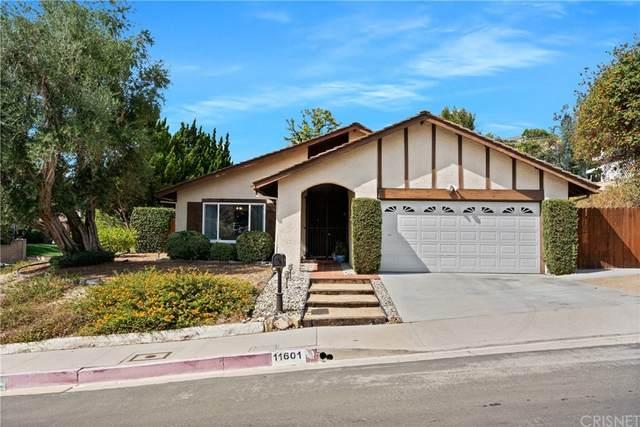 11601 Killimore Avenue, Porter Ranch, CA 91326 (#SR21226377) :: Necol Realty Group
