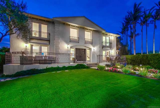 3848 Dixon Place, San Diego, CA 92107 (#210028674) :: Necol Realty Group
