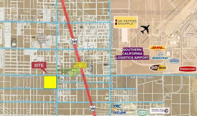 0 Air Expressway, Adelanto, CA 92301 (#540036) :: RE/MAX Freedom
