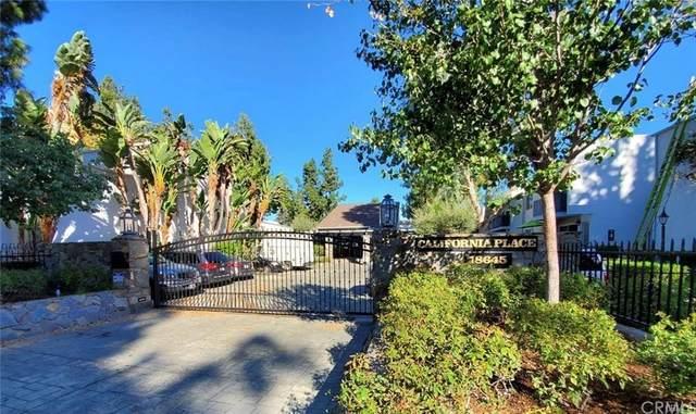 18645 Hatteras Street #101, Tarzana, CA 91356 (#DW21226553) :: Blake Cory Home Selling Team