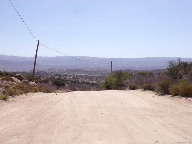 0 Old Highway 80, Jacumba, CA 91934 (#210028668) :: Compass