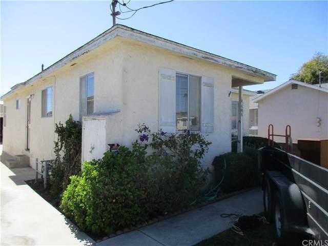 4604 W 159th Street, Lawndale, CA 90260 (#SB21226100) :: RE/MAX Empire Properties