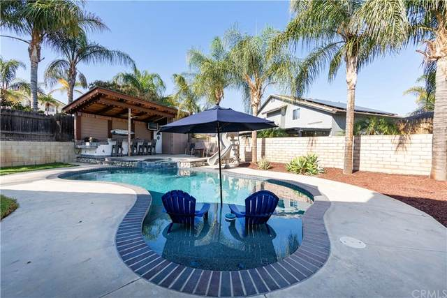 2684 Star Crest Lane, Corona, CA 92881 (#SW21226538) :: Blake Cory Home Selling Team