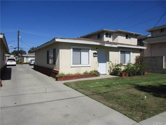 4613 W 159th Street, Lawndale, CA 90260 (#SB21226134) :: RE/MAX Empire Properties