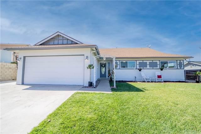 2274 Avenida Del Vista, Corona, CA 92882 (#IG21222274) :: Necol Realty Group