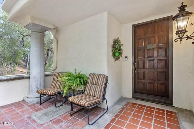 60 N Arroyo Boulevard, Pasadena, CA 91105 (#P1-7062) :: Blake Cory Home Selling Team