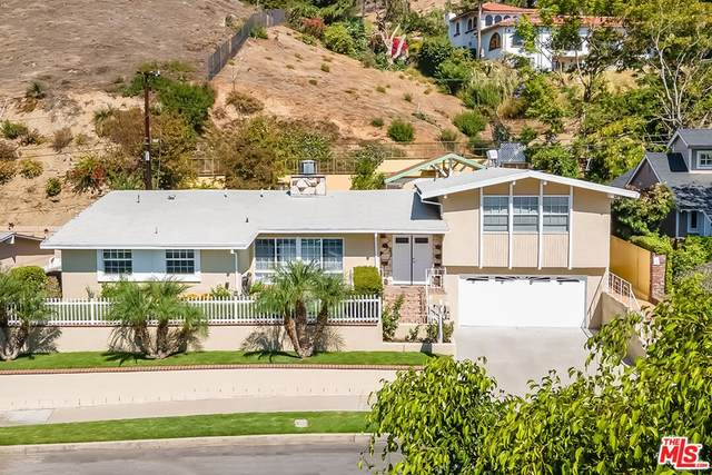 1018 N Sunset Canyon Drive, Burbank, CA 91504 (#21794544) :: Necol Realty Group