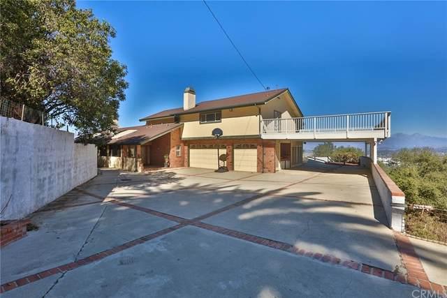 2500 El Venado Drive, Hacienda Heights, CA 91745 (#PW21226737) :: Blake Cory Home Selling Team