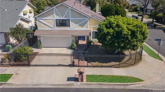 8100 Oso Avenue, Winnetka, CA 91306 (#SR21226783) :: The M&M Team Realty