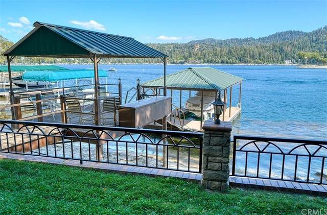 28073 S Peninsula Drive, Lake Arrowhead, CA 92352 (#IV21226738) :: Necol Realty Group