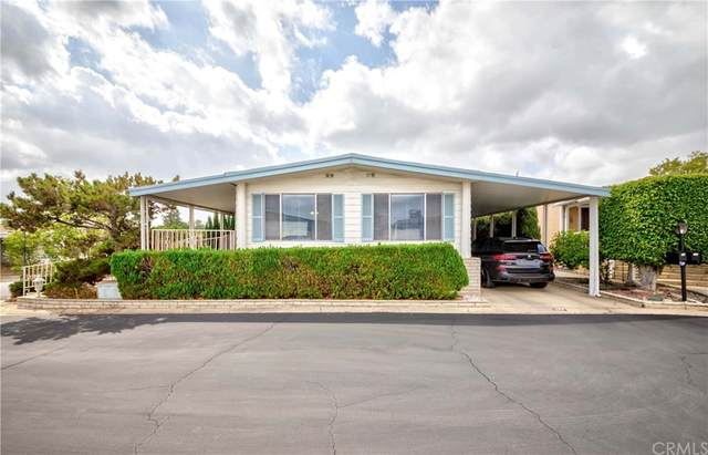 2851 Rolling Hills Drive #173, Fullerton, CA 92835 (#TR21226813) :: Necol Realty Group