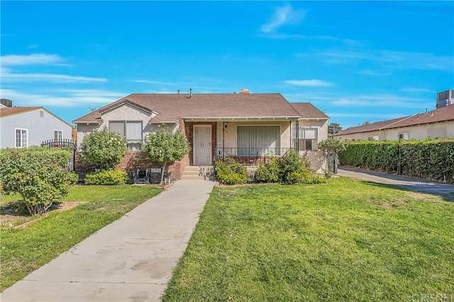 8066 Irvine Avenue, North Hollywood, CA 91605 (#SR21226777) :: CENTURY 21 Jordan-Link & Co.