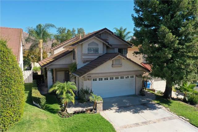 4106 Lost Springs Drive, Calabasas, CA 91301 (#SR21226847) :: The M&M Team Realty