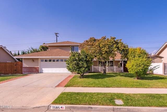 1595 Lyndhurst Avenue, Camarillo, CA 93010 (#V1-8886) :: Compass