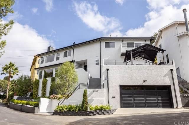 3800 Cazador Street, Los Angeles (City), CA 90065 (MLS #DW21226681) :: ERA CARLILE Realty Group