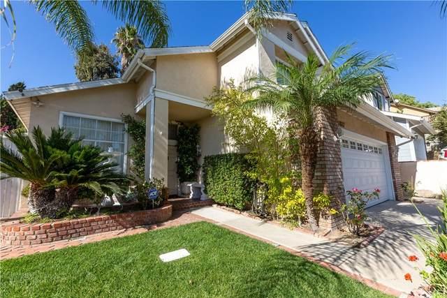 11817 Jouett Street, Lakeview Terrace, CA 91342 (#SR21226896) :: Robyn Icenhower & Associates