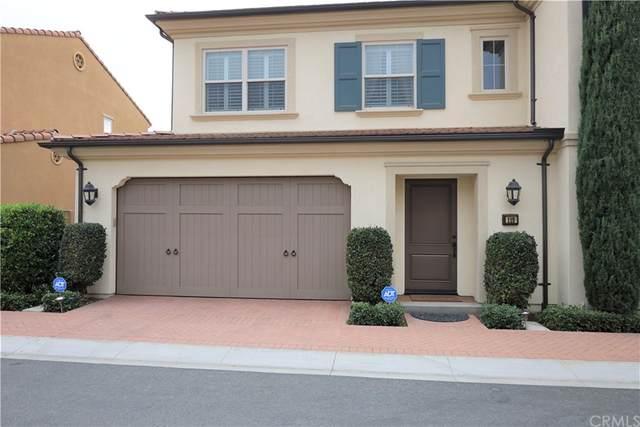 119 Baritone, Irvine, CA 92620 (#CV21222612) :: Blake Cory Home Selling Team