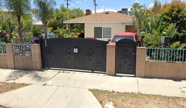 5703 Cleon Avenue, North Hollywood, CA 91601 (#SR21226757) :: The M&M Team Realty