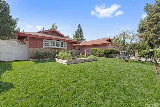 19066 Los Alimos Street, Northridge, CA 91326 (#SR21226822) :: The M&M Team Realty