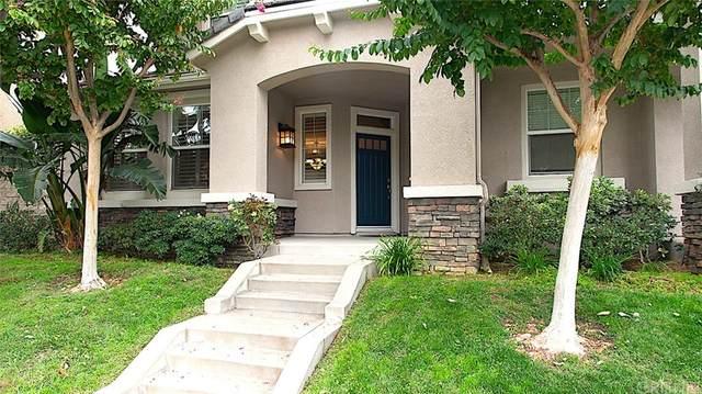 11452 Oakford Lane, Porter Ranch, CA 91326 (#SR21225851) :: Blake Cory Home Selling Team