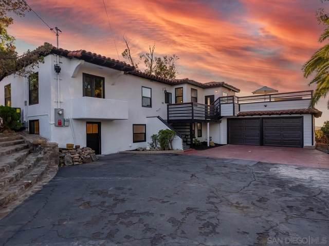 9439 Alto Dr, La Mesa, CA 91941 (#210028696) :: RE/MAX Empire Properties