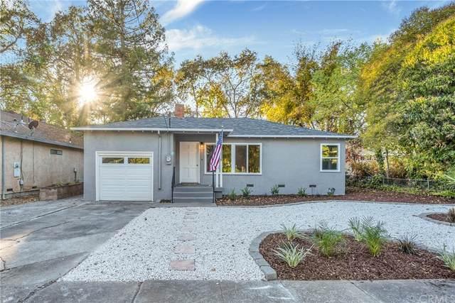 1375 N Main Street, Lakeport, CA 95453 (#LC21226042) :: Zutila, Inc.