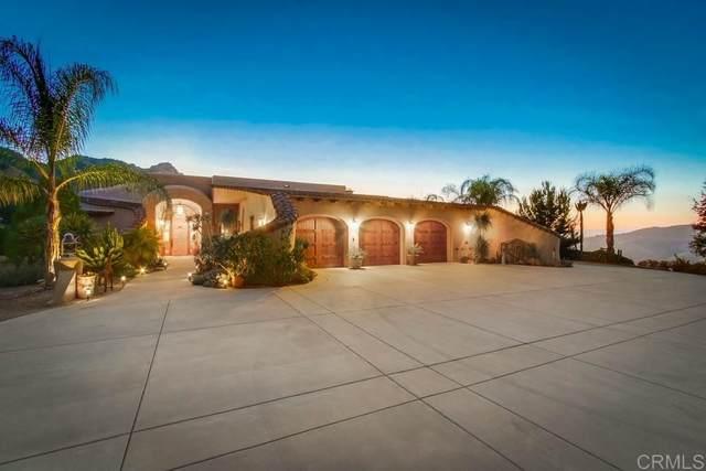 30280 Luis Rey Heights Rd, Bonsall, CA 92003 (#NDP2111659) :: Blake Cory Home Selling Team